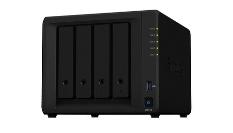Win A Synology DS418 NAS Device