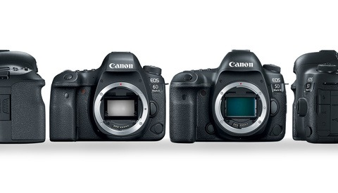 Huge Canon 6D Mark II and 5D Mark IV Savings at B&H