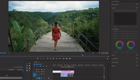 Easy Cinematic Color Grading With LUTs