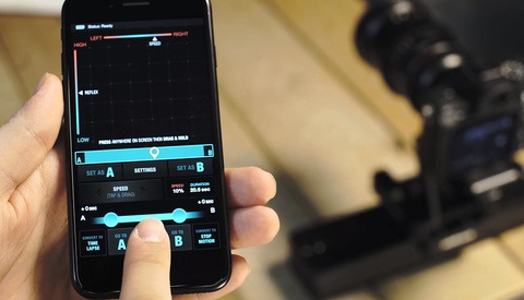The New Edelkrone SliderONE PRO: The App-Controlled Slider for Run and Gun Shooters