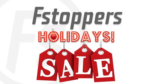 Save $50 on Fstoppers Tutorials for the Holidays