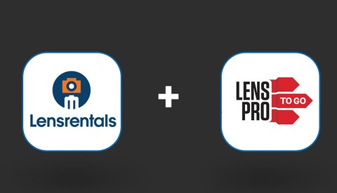 LensRentals and LensProToGo Become One