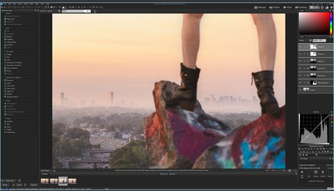 How to Use Adjustment Layers in ACDSee Photo Studio Ultimate 2018