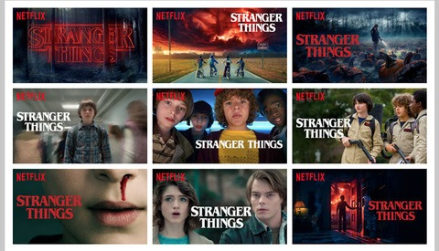Netflix Personalizes the Images of the Movies You're Browsing