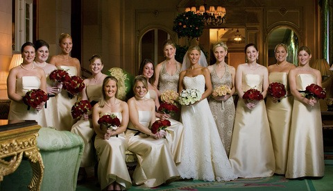 Some Helpful Tips for Wedding Group Portraits