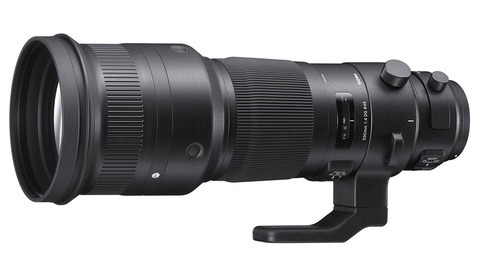 Sigma 500mm Sport Lens Real-World Experience