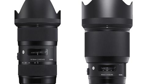 Get Great Deals on Two of Sigma's Best Lenses Today Only