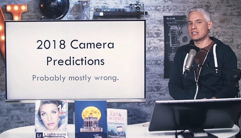Camera Predictions for 2018