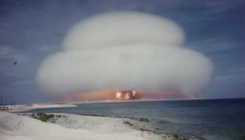 Videos of U.S. Atmospheric Nuclear Tests Are Declassified and Released to Public