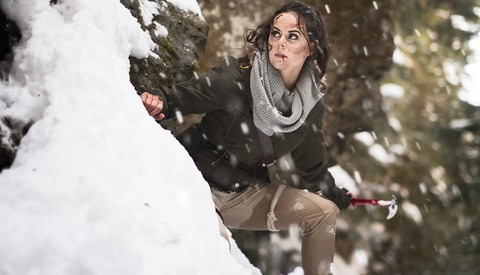 Five Tips for Successful Winter Portraiture