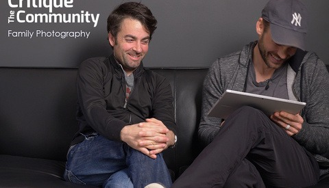 Critique the Community Episode 22: Family Photography With Lee and Patrick