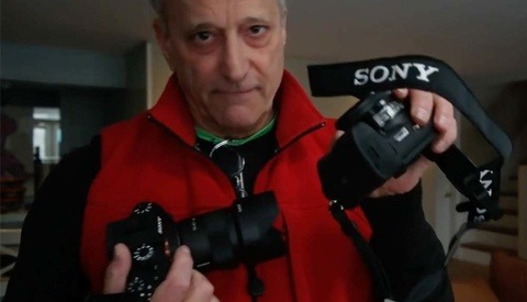 Renowned Photojournalist David Burnett Announces Move to Sony Gear After 50 Years of Using Canon