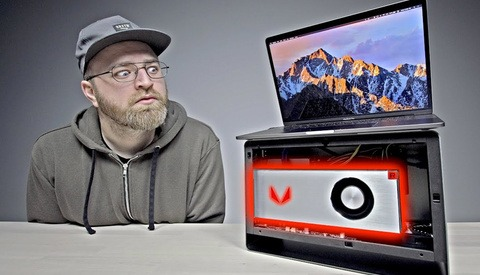 Put Your MacBook Pro on Steroids With This Device