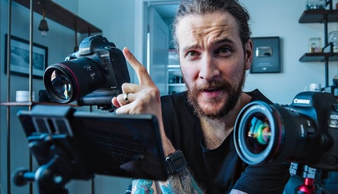 How to Film Yourself Peter McKinnon Style