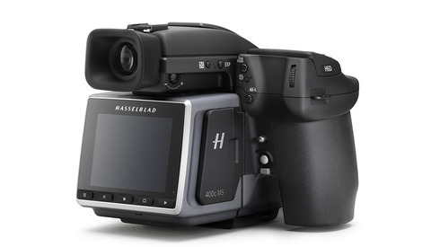 Hasselblad Announces H6D-400c MS 400-Megapixel Medium Format Monster