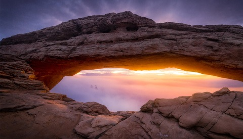 Landscape Photographer Reveals Secret to Success