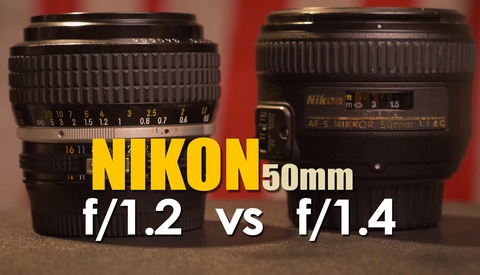 Is the Nikon 50mm f/1.2 Nikkor Lens Better Than the f/1.4 Lens?