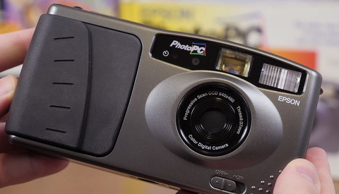 Here's What the Experience With a Digital Camera From 1995 Was Like