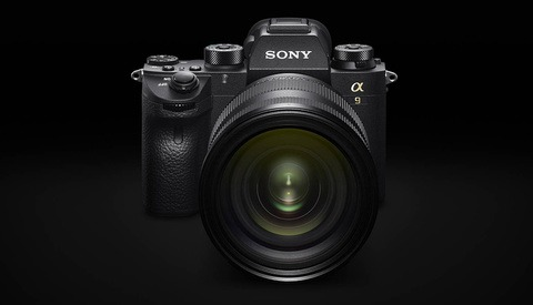 Sony a9 Camera Receives Firmware Update 2.00