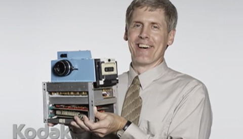 The Story of the World's First Digital Camera as Told By Its Inventor
