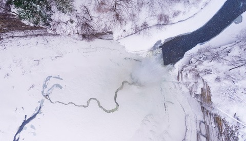 Flying Drones in Cold Weather: Always Better Safe Than Sorry