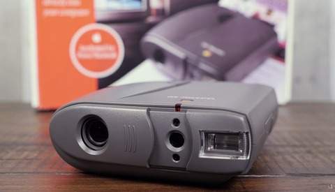 A Review of the Apple QuickTake 100, a Digital Camera From 1994
