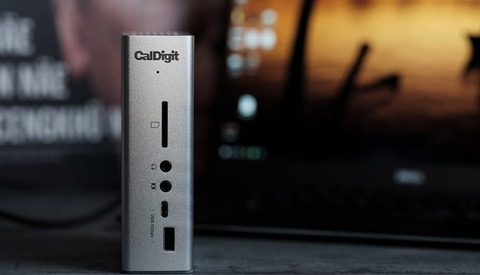 Fstoppers Reviews the CalDigit Thunderbolt Station 3 Plus