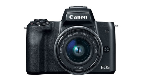 The M50: Another Insipid and Overpriced Camera from Canon