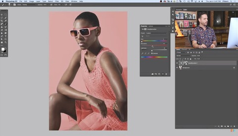 How to Change White Into Any Color in Photoshop