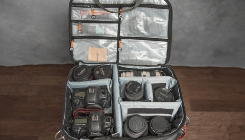 Review of Cinebags Lens Smuggler Camera Bag