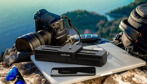 Fstoppers Reviews the Edelkrone SliderONE PRO: The Ultimate Motorized, Portable Slider?