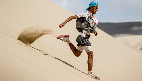 What It Takes to Photograph an Extreme Event Like the Marathon Des Sables Peru