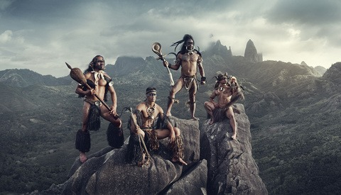 Photographer Captures Images of Tribes Across the Globe
