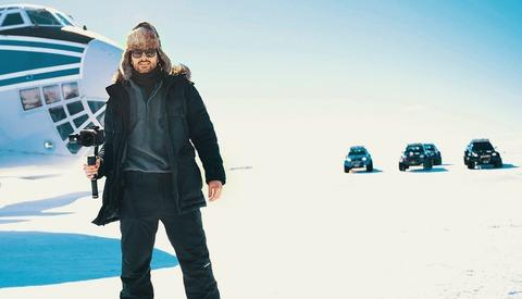 How to Shoot in Antarctica