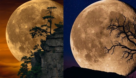 A Tale of Two Moons: Peter Lik's Photographs Called Out by Science