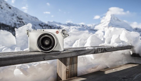 Leica Q Gets in the Spirit of the Winter Olympics With 'Snow' Special Edition Designed by Iouri Podladtchikov