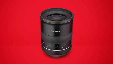 Samyang XP 50mm f/1.2 Lens Announced