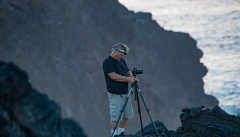 Respected Hawaii-Based Photographer Loses Life on Lava Field