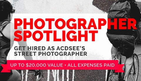 Win a Trip to Montreal and a Once-in-a-Lifetime Paid Photography Assignment From ACDSee