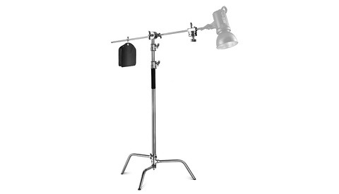 $29 C-Stand with Boom Arm: Mistake or Best Deal Ever?