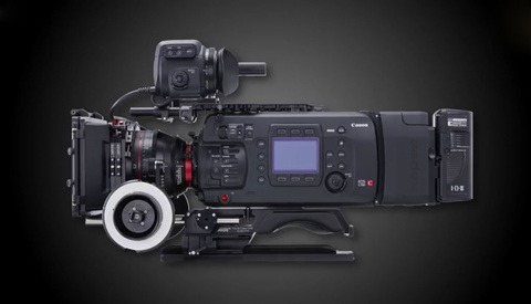 Canon Announces the EOS C700 FF 5.9K Full-Frame Cinema Camera