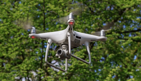 Law Enforcement to Use Drones to Respond to Gunshots?