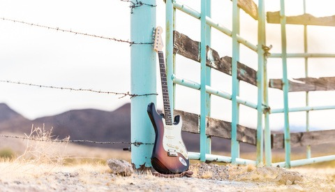 Breathing Life Into Guitars With Photography