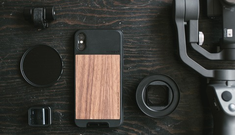 Moment Announces Its New Filmmaker Collection, Including an Anamorphic Lens for Smartphones