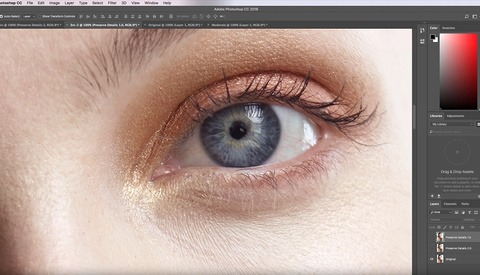 How to Enlarge Photos Without Losing Detail in Photoshop CC 2018