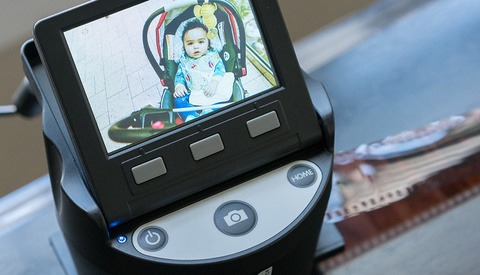 Fstoppers Reviews the Kodak Scanza Digital Film Scanner
