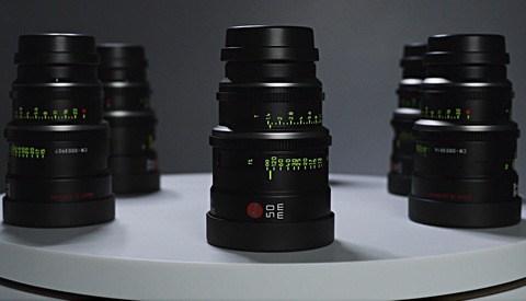Ever Wonder What $221,000 of Leica Cinema Lenses Look Like?