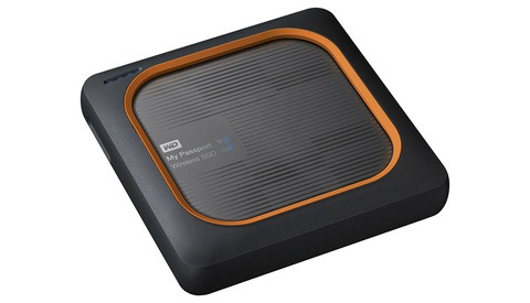 Fstoppers Reviews the Western Digital My Passport Wireless SSD Portable Hard Drive