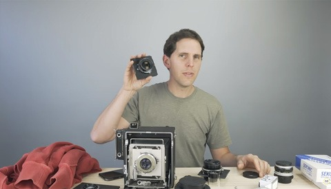How You Can Get in to Large Format Photography Cheaply