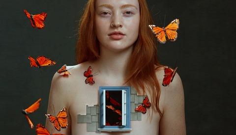 Fine Art Photo Series Honors Women for International Women's Day [NSFW]